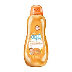 Shampoo Agú Mañanas Felices Miel y Avena