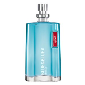 perfume de mujer blue & blue for her