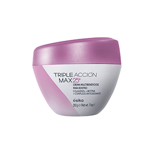 Crema Triple Acción 25+