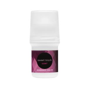 Desodorante Mujer Sweet Black Roll-On Antitranspirante