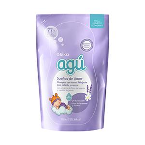 Repuesto Shampoo Agu Lavanda