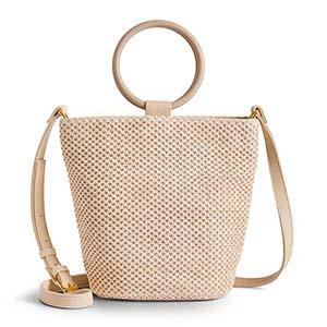 bolso de mujer lilac