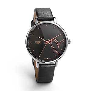 reloj de mujer happy leather