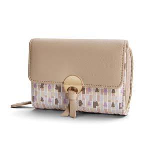 billetera de mujer olga