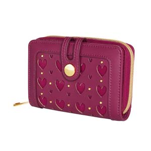 billetera de mujer tracy