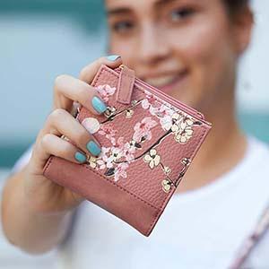 mini billetera mujer suzi