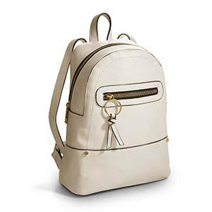 mini mochila de mujer isla
