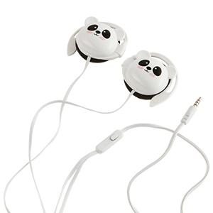 audífonos panda style