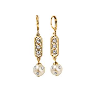 Pendientes Glam Pearl Perfect